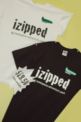 iZIPPED T-shirt